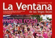 Portada de la revista La Ventana de noviembre de 2016