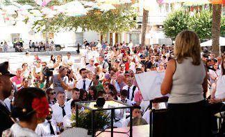 Acto intitucional Día de Extremadura en Montijo, medallas y distinciones de Montijo 2016