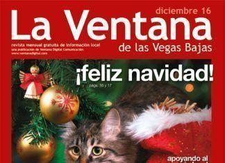 Portada de la Revista La Ventana de diciembre de 2016