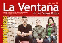 Portada de la revista La Ventana de enero de 2017