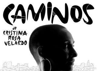 Cartel de Caminos, espectáculo de danza de Cristina Rosa