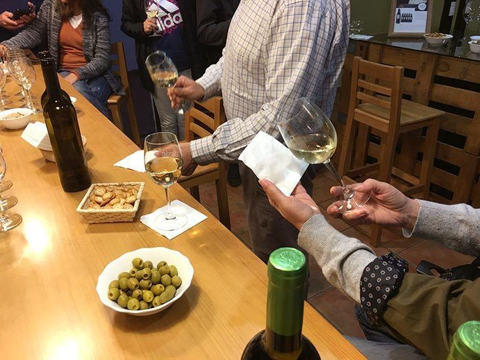 Cata de vinos Ribera del Guadiana