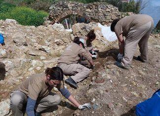 Excavación, Escuela Profesional El Trampín en Lobón