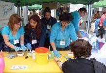Feria de Asociaciones de la Salud de Montijo