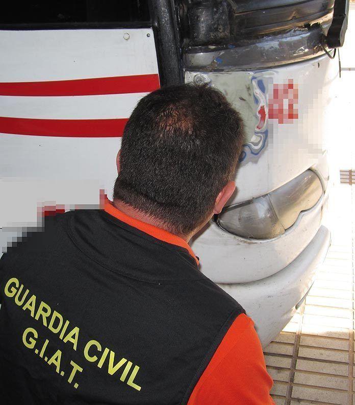 La Guardia Civil esclarece las circunstancias del atropello de un vecino de Montijo en la autovia A-5