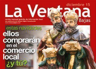 Portada de la revista La Ventana de diciembre de 2015