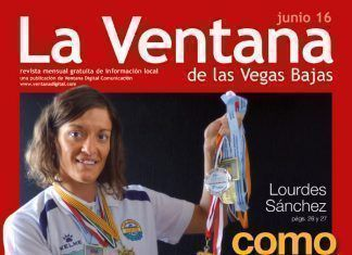 Portada revista La Ventana de junio de 2016