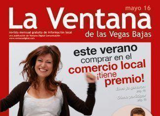 Portada revista La Ventana de mayo de 2016