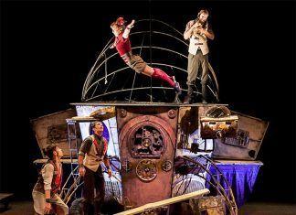 Oopart, compañía Tresperté Circo Teatro