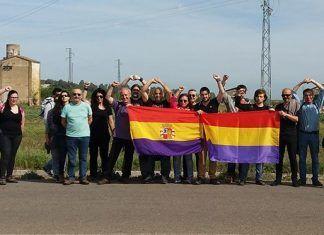 Ruta al campo de concentración Colonias Penitenciarias en Montijo