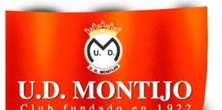 Bandera de la UD Montijo