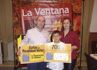 Premiado en Expo Boda en el stand de La Ventana