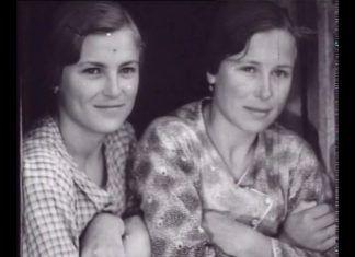 Los Yunteros de Extremadura (1936), fotograma.