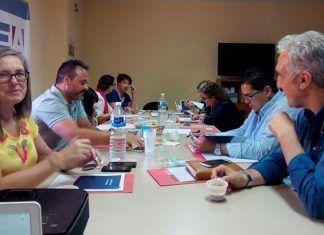 Asamblea anual de la Federación Extremeña de Atención al Drogodependiente FEXAD