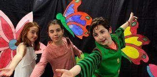 Clausura de la Escuela Infantil Municipal de Teatro de Puebla de la Calzada - foto Teodoro Gracia