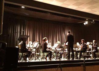 Concierto de Ensemble de Clarinetes en el IES Enrique Díez-Canedo