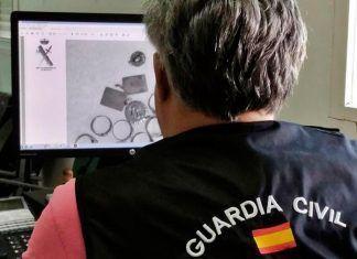 Dos detenidos por el robo en tres viviendas de Montijo y Puebla de la Calzada