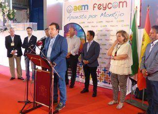 Inauguración de Feycom 2017