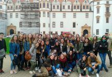 Intercambio con Alemania de alumnos del IES Enrique Díez-Canedo