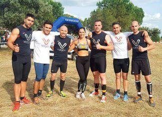 Valgon Team, segundo puesto por equipos en la Vulcano Xtreme de Guadiana del Caudillo