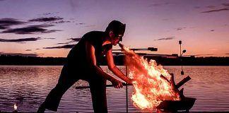 El Fuego de Belenos estará la Laguna de las Encantás