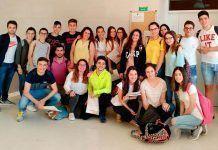 Alumnos del Díez-Canedo, que logran un año más 100% de aprobados en acceso a la Universidad