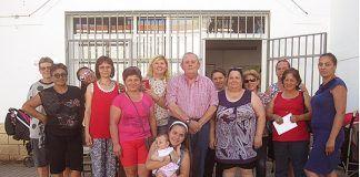 Charla de Manuel García Cienfuegos sobre las fiestas y comportamientos sociales de Montijo en la Asociación de Inmigrantes Vegas Bajas