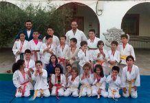 Clausura del curso 2016/2017 de la Escuela de Judo de Guadiana del Caudillo