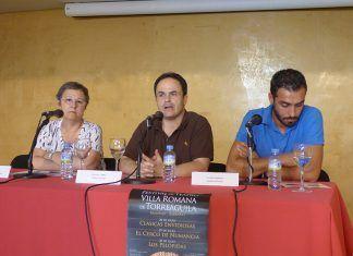 Presentación Festival Romano Torreaguila
