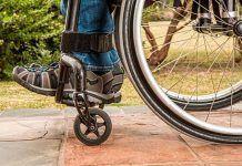 Atención Sociosanitaria: Persona dependiente en silla de ruedas