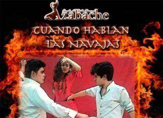 Cuando hablan las navajas, baile flamenco con la escuela de baile flamenco Azabache