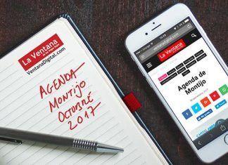 Agenda de Montijo, octubre de 2017