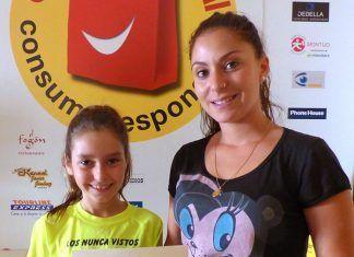 Amor Agudo Aunión, de Lobón, una de las ganadoras del sorteo de VentanaDigital.com