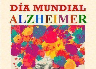 Cartel Alzhéimer IES María Josefa Baraínca