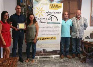 El Ayuntamiento de Zafra ha firmado un convenio con la asociación Camino a la Vida