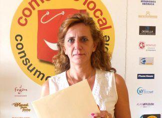 Pilar Moreno Fernández, de Montijo, una de las ganadoras del sorteo de VentanaDigital.com