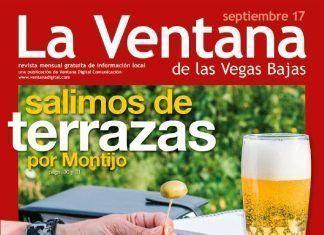 Portada de la revista La Ventana de septiembre de 2017