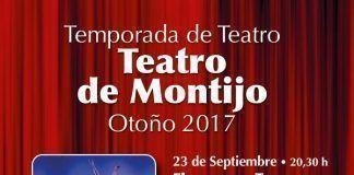 Programación Teatro Montijo Otoño 2017