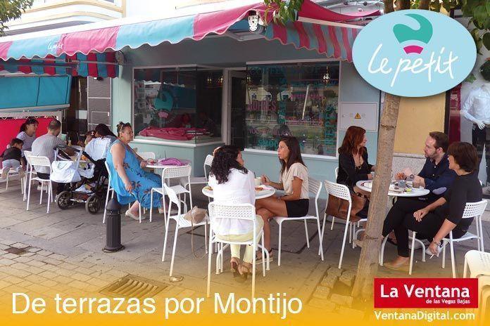 Terraza Le Petit, Montijo (Badajoz)