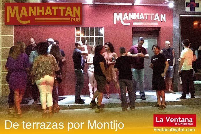 Terraza Manhattan, Montijo (Badajoz)