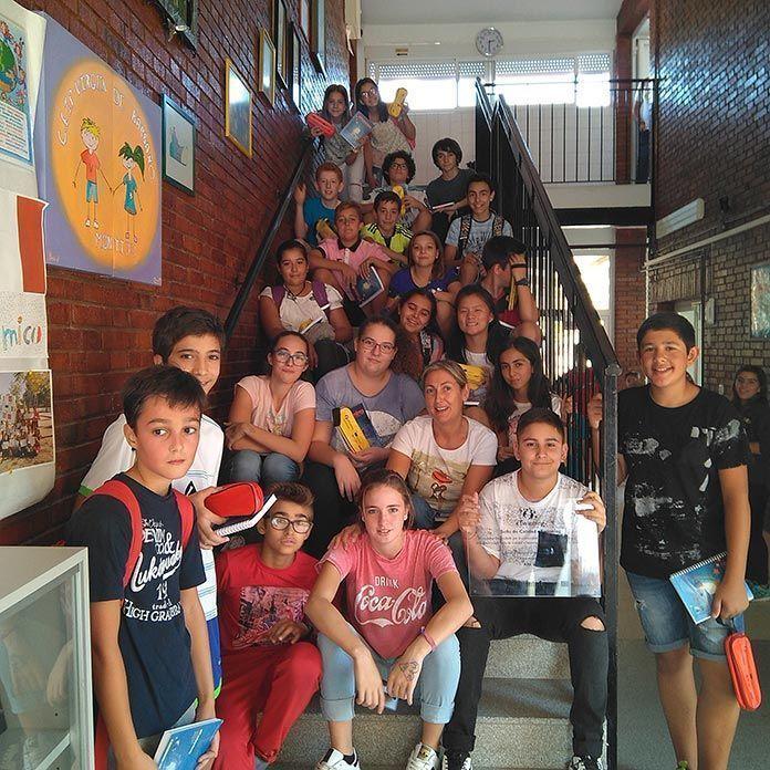 Alumnos del CEIP Virgen de Barbaño de Montijo consiguen el Sello Nacional de Calidad por el trabajo realizado en su proyecto eTwinning