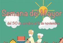 Cartel Semana del Mayor de Montijo y Lácara 2017