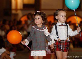 Desfile de moda Comercio de Montijo (foto: Deme Crego)