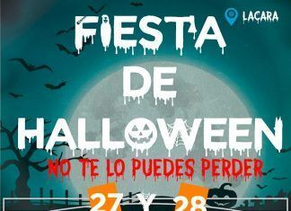 Fiesta de Halloween, fin de semana de terror en Lácara