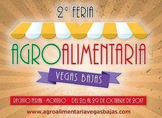 Logo II Feria Agroalimentaria Vegas Bajas en Montijo
