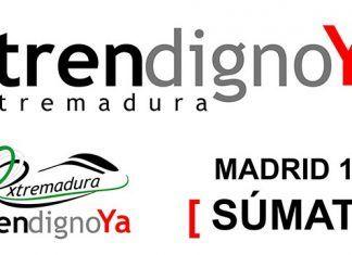 Imagen de la campaña #trendignoYa Extremadura