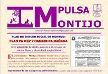 Boletin empleo social de Impulsa Montijo