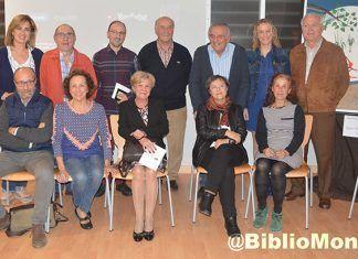Participantes en el recital de poesía Miguel Hernández. Para la libertad