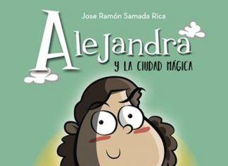 Portada del libro Alejandra y la ciudad mágica