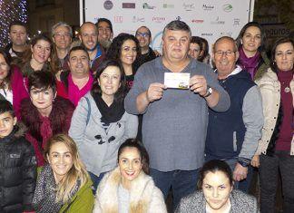 Antonio Dorado, de Montijo, ha sido el ganador del coche sorteado por la AEM